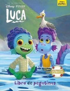 Luca - Libro de Pegatinas