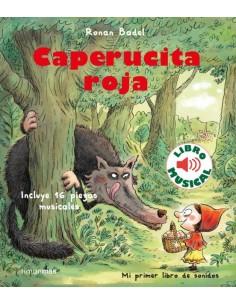 Caperucita Roja, un libro...