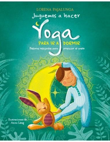 Juguemos a hacer Yoga antes para ir a...