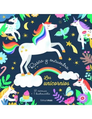 Rasca y encuentra - Los Unicornios