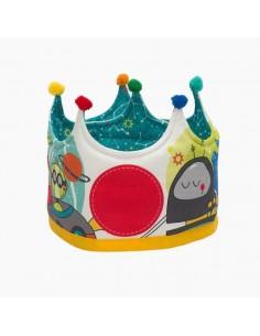 Corona Cumpleaños...