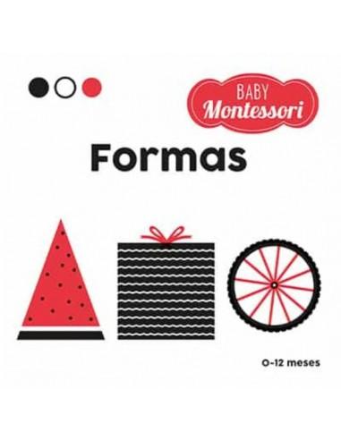 Baby Montessori Formas