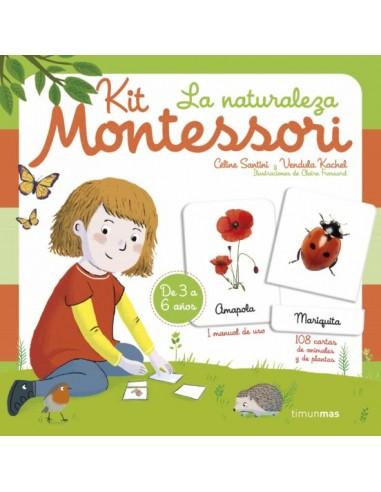 Kit Montessori. La Naturaleza.