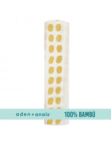 Muselina 100% Bambu 1,20 x 1,20 Big...