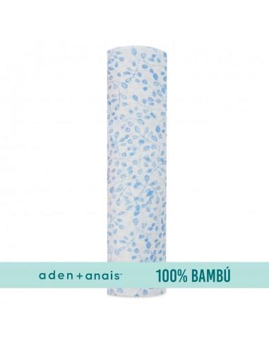 Muselina 100% Bambu 1,20 x 1,20...