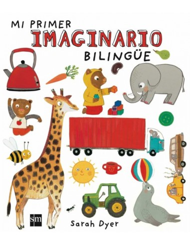 Mi primer imaginario Bilingüe