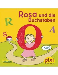 Rosa und die Buchstaben