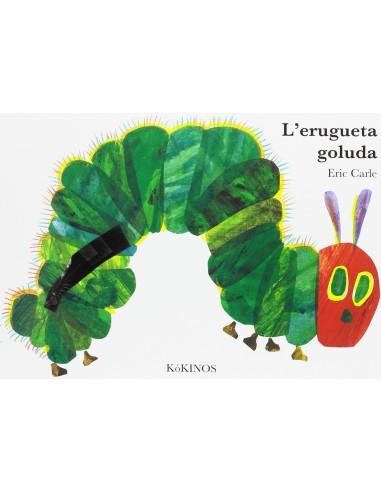 La Pequeña Oruga Glotona (Edición Álbum)