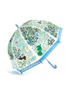 Paraguas Transparente...