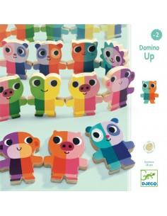 Juegos educativos - Domino Up