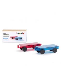 Imanix Set de 2 coches
