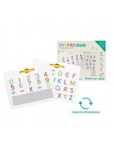 Imapad Letras y Numeros