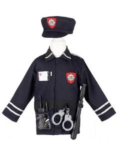Disfraz Policia 4-7 Años
