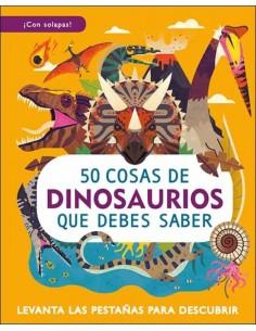 50 Cosas de Dinosaurios que...