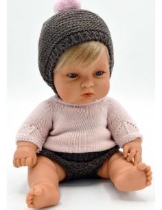 Mini Preppy Organic Noah