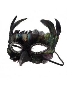 Máscara Cuervo