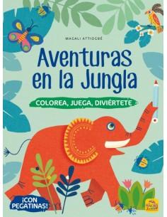 Aventuras en la jungla -...