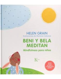 Beni y Bela meditan