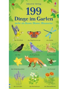 199 Dinge im Garten