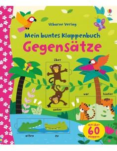 Mein buntes Klappenbuch:...