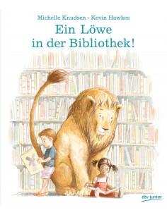 Ein Löwe in der Bibliothek!