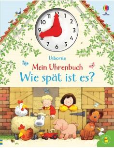 Mein Uhrenbuch - Wie spät...
