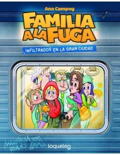 Familia a la fuga 2....