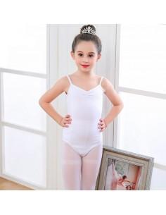 Body de tiras Ballet Blanco