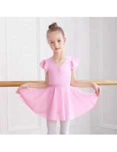 Body + Faldita Ballet Rosa