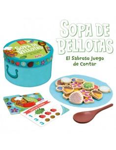 Sopa de Bellotas