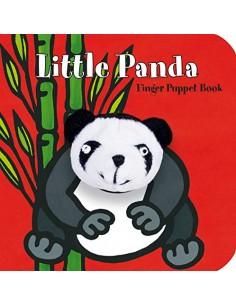 Little Panda Finger Puppet...