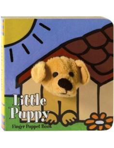 Little Puppy: Finger Puppet...