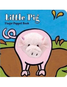 Little Pig Finger Puppet Book