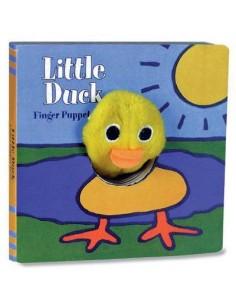 Little Duck Finger Puppet...