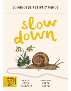 Slow Down - Activity Cards
