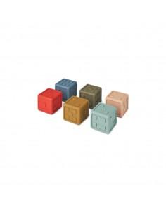 Pack 6 Cubos de Silicona...