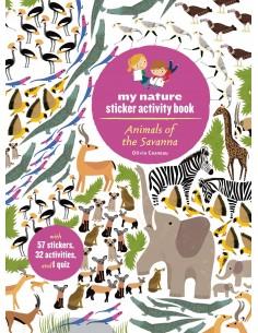 Animals of the Savanna