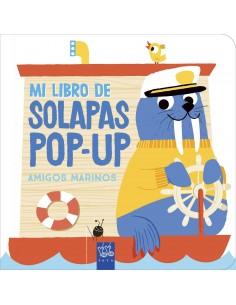 Amigos marinos (Mi libro de...