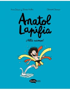 Anatol Lapifia 1. ¡Alla vamos!
