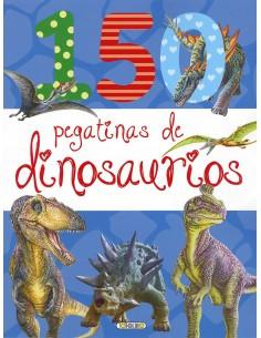 150 Pegatinas de dinosaurios 1