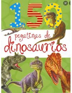 150 Pegatinas de dinosaurios 2