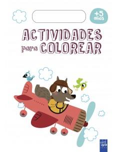Actividades para colorear...