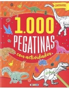 Dinosaurios 1.000 pegatinas...