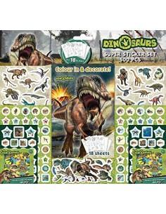 Dinosaurios - Super Set de...