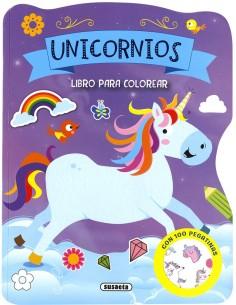 Unicornios (Pintar y...