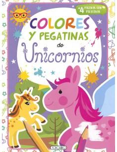 Colores y Pegatinas de...