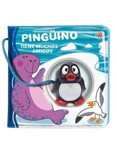 Pingüino tiene muchos...