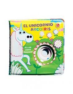El unicornio arcoiris...