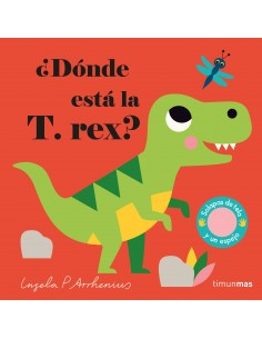 ¿Dónde está la T. rex?:...