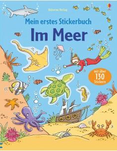 Mein erstes Stickerbuch: Im...